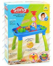 Metr+ Столик-песочница детская