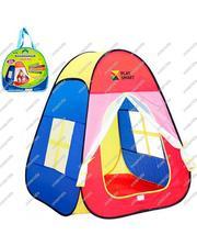 PLAY SMART Палатка детская «Пирамидка»