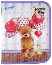 Папка объемная Popcorn Bear