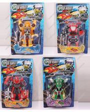 Bk toys ltd. Трансформер 4 вида детский