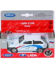 Welly «LADA 2108 ралли»