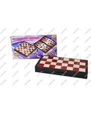 Магнитные шахматы в коробке 3 в 1