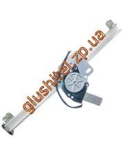 Стеклоподъемники электрические ВАЗ 2110, ВАЗ 2112, ВАЗ 2170, ВАЗ 2172 (Приора) реечного типа Димитровоград, ДЗСТП (комплект, рейка металл)