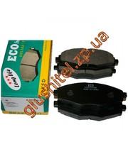 ECO Колодки тормозные передние Daewoo Lanos, Sens, Matiz, Chevrolet Корея