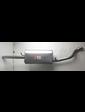 BOSAL Глушитель ДЭУ Ланос - Сенс (Daewoo Lanos - Sens) (TF69Y0-1201009-20) под хомут алюминизированный