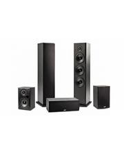 Polk Audio T15 + T50 + T30 Black