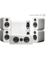 Q Acoustics 3000 CINEMA PACK 5.1 Gloss White