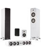 Polk Audio S35 + S50 + S10 White