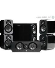 Q Acoustics 3000 CINEMA PACK 5.1 Gloss Black