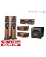 Cambridge Audio Aero 5.1 Set Walnut
