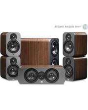 Q Acoustics 3000 CINEMA PACK 5.1 Walnut