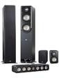 Polk Audio S35 + S50 + S10 Black