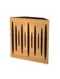vL audio Басовая ловушка Pulse Trap Base 100мм 50x50см Oak (B00114)