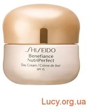 Shiseido Крем для лица защитный, дневной для зрелой кожи SPF 15 (50 мл)