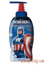 Admiranda гель-пена для душа Captain America 300 мл