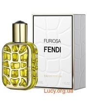 Fendi Парфюмированная вода Furiosa 100 мл Тестер