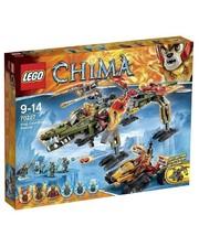 Lego Chima Спасение короля Кроминуса (70227)