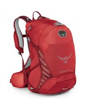 Osprey Escapist 18 Cayenne Red (красный) M/L