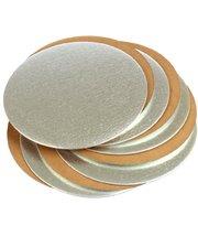 Подложка картонная для торта круглая диаметр 18