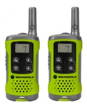 Motorola TLKR-T41 GREEN TWIN PACK