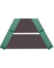 Пайол слань-коврик носовая часть КM-260, КМ-280, коричневый, арт. 21.008.22