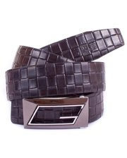 ETERNO Ремень Мужской кожаный ремень (ЭТЭРНО) ET1306-8-black