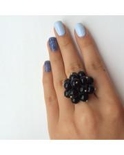 Кольцо черное