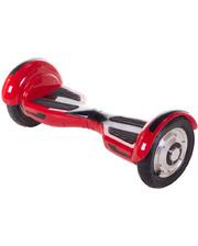 SMART BALANCE WHEEL Гироборд Smart Balance U8 HoverBot 10 дюймов LED Red-black (красный с черным)