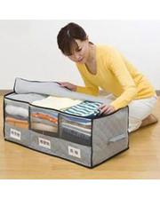 Органайзер для одежды бамбук 3 секции