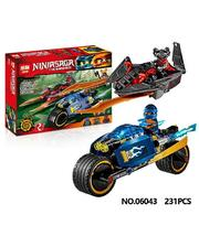 Ninjago Конструктор 231 деталей 06043