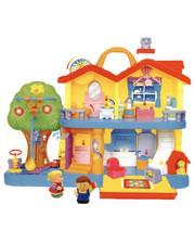KIDDIELAND Развивающий игровой набор KiddielandPreschool Загородный дом 032730