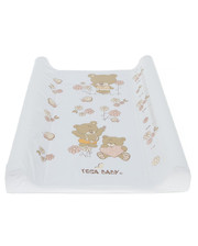 TEGA BABY Пеленальная доска Tega Teddy Bear MS-009 118 white pearl