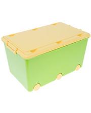 TEGA BABY Ящик для игрушек Tega Hamster IK-008 125 green