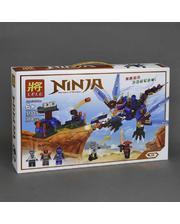 Ninjago Конструктор Синий дракон 308 деталей 31015