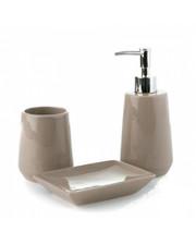Керамический набор для ванной Классика Grey