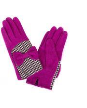 ETERNO Перчатки Перчатки женские шерстяные (ЭТЕРНО) E2529-violet