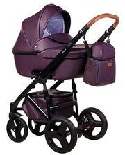 Bair Leo кожа 100% GN-41 фиолетовый