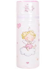 Ceba Baby Standard 63*63*225мм Little Angel белый-розовый (ангелочек)