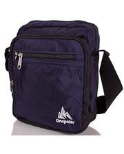 Сумка спортивная Onepolar Мужская спортивная сумка ONEPOLAR (ВАНПОЛАР) W5053-navy
