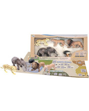 Wenno Животные Африки S1 с QR-картой (WAF1701)