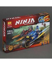 Ninjago Конструктор Пустынная молния 218 деталей 10579