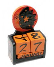Вечный календарь Солнце и Луна