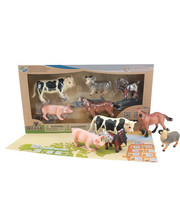 Wenno Животные Ферма S1 с QR-картой (WEU1705)
