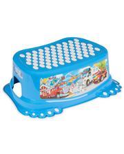 TEGA BABY Подножка Tega Cars CS-006 антискользящая синяя
