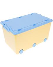 TEGA BABY Ящик для игрушек Tega Hamster IK-008 124 yellow
