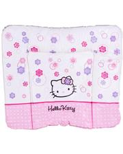 TEGA BABY Пеленальный матрас Ceba Baby WD 85*70 multi Hello Kitty белый