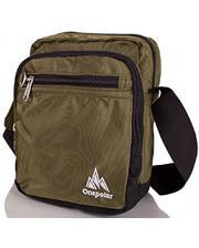 Сумка спортивная Onepolar Мужская спортивная сумка ONEPOLAR (ВАНПОЛАР) W5053-green