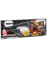 Edison Giocattoli Ружьё и пистолет EDISON Multitarget набор с мишенями и пульками (629/22)