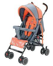 QUATRO Mini № 4 оранжевый - серый
