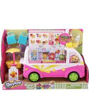 Shopkins Игровой набор Shopkins&Shoppies Фургончик с мороженым 56035